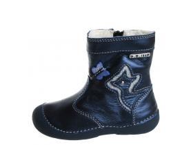 DDstep obuv detská zimná DV017-015-125A-OBT Royal blue 328180ac4f3