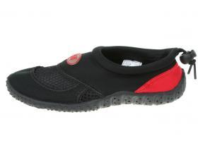 4bdd040fa2d1 Detská obuv Axim do vody 5K2828 čierno-červené