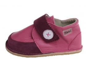 Barefoot TIKKI detská obuv - C - CH - CHERRY BUTTONS do č.24 24580ba118