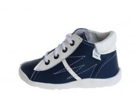 Capačka BEDA detská obuv na prvé kroky 060754 CK SP 03 tmavo modrá b6dbf145a54