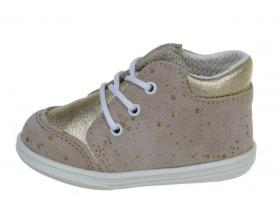 3c6eca23a2f7 Detská obuv Jonap C - 008M zlatá šnúrky