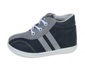 43cc8a851f32 Detská obuv Jonap C - 010 M modrá šnúrky