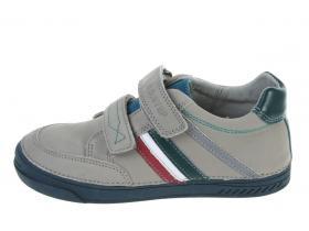 Detská celoročná obuv DDstep C - DPB219-040-440BU Dark grey ff7444e95b4