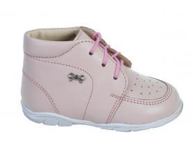 144b97b7e7d2 Detská kožená celoročná obuv BARTUS C - 161-kok-roz rosa