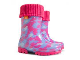 Detská obuv DEMAR gumáky 0038-C 74a4d4074d0