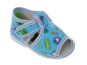 55ca2808d0b3 Detská obuv MANIK F904-LOŠ-CH sv.modrá more