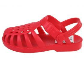 7454c4c5a517 Detská obuv Playshoes  do vody - sandálky červené 173990
