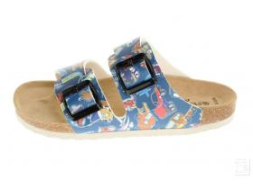 6e224a7cd7f5 Protetika ortopedická detská obuv T-94-97 modrá farba