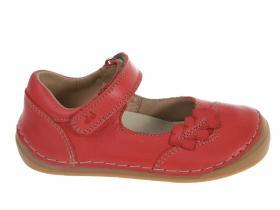 7a6448e0d9be Balerínky letná detská obuv FRODDO - L - G2140040-1 coral č.27-28