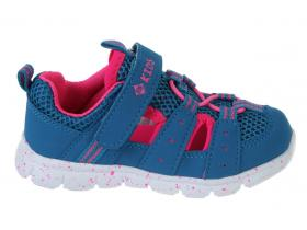 Letné tenisky obuv EB VCL - 681059 turkis pink b9f5c9d74b5